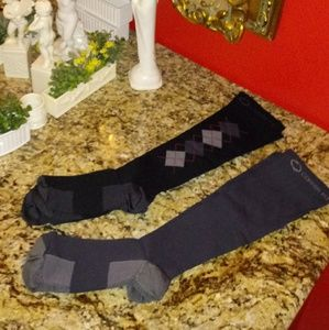 Copper Fit Compression Socks, 4 Pairs *